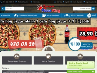 Pizzakingtr.Com